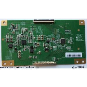 T-CON / LG HV320WX217044 / HV320WX2 / HV320WX2-170 C-PCB / B088002AA1560-01 / MODELO 32LN530B-UA.BUSYLWM