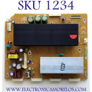 Y-SUS / SAMSUNG LJ92-01728C / 728 CA8 / LJ41-08458A / PANEL S50HW-YB06 / (S50HW-YD13) / MODELOS PN50C450B1DXZA NY02 / PN50C450B1DXZA / PN50C430A1DXZA / PN50C490B3DXZA / PN50B450B1DXZA / PH50KRPLBF/ZA / NS-50P650A11 / PD50VH80