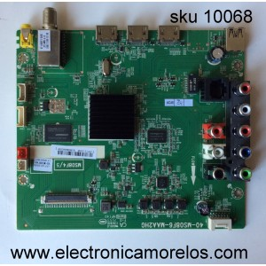 MAIN / TCL V8MS08F4H-LF1V004 / IFF121059B / 40-MS08F6-MAA2HG / MS08F4/5