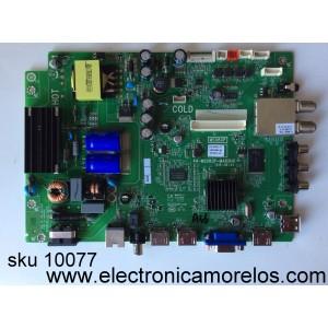 MAIN / FUENTE / (COMBO)/ TCL IFE122018C / V8-OMS08GP-LF1V033(J1) / 40-MS08GP-MAB2HG /V8-0MS08GP-LF1V033(J1) / MS08GP