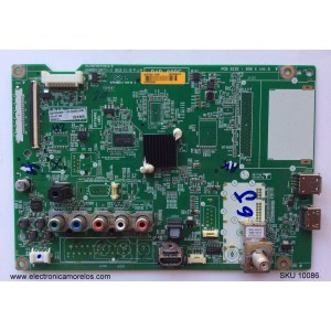 MAIN / LG EBT62394272 / EAX65071307(1.1) / MODELO 50PN5300-UF.BUSLLHR / PANEL PDP50R50000