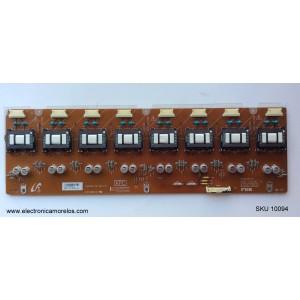 BACKLIGHT INVERSOR / SONY 1-789-504-11 / PCB2675 / MODELO KDL-32S2000 / PANEL LTY320WS-L05