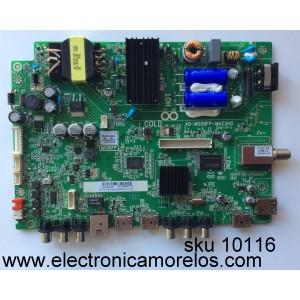 MAIN FUENTE PARA TV PIONEER / IDF953480G / 40-MS08FP-MAC2HG / V8-MS08FPS-LF1V044 / MS08FP / T8-43D14ZF-MA2 / MODELO PLE-43S05FHD / ESTA TARJETA ES CHINA Y ES UTILIZADA EN DIFERENTES MARCAS Y MODELOS / ENTRAR A DESCRIPCIÓN DEL PRODUCTO
