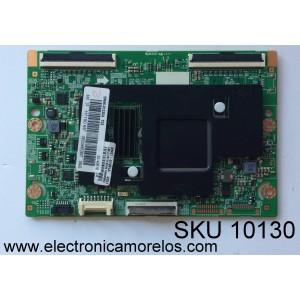 T-CON / SAMSUNG BN95-01330A / BN97-07991A / BN41-02112A / MODELO UN65H7150AFXZA TH01 / UN65H7100AFXZA TH01 /  PANEL CY-VH065DSLV2H