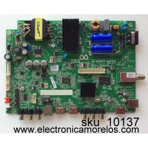 FUENTE / MAIN / (COMBO) / TCL IFF122537B / V8-OMS08FP-LF1V031(J1) / MS08FP / 40-MS08FP-MAC2HG