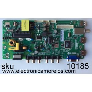 FUENTE / MAIN/ (COMBO) / TCL L16011129 / IFF953480A / T8-32LATL-MA2 / 02-SHY39V-CHYLA02 / V8-MS39PVP-LF1V013 / TP.MS3393T.PB710 / MS39PV / C14272