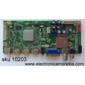 MAIN / SEIKI 1204H0648A / CV318H-T / 890-M00-03N04 / MODELO SC391TS / PANEL V390HJ1-L02