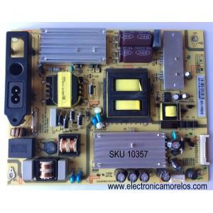 FUENTE DE PODER / TCL 81-PWE048-H02 / CQC09001032302 / P11S241 / SHLD4601F-101S / MODELOS /  TCL F40S4805S THOMSON 40FS3003 /  /