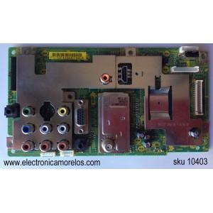 MAIN / SANYO CA4DI06301 V.2 / CA4DI06301 / CMK178A / MODELO DP19640 P19640-04 / PANEL CLAA185WA030R2