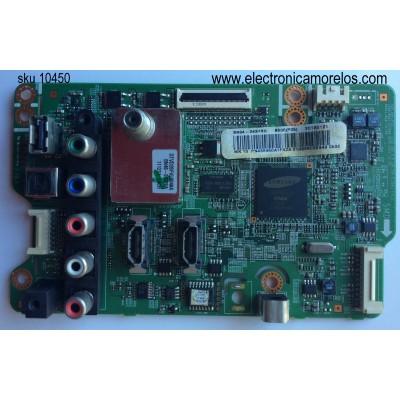 MAIN / SAMSUNG BN94-04343H / BN41-01799A / BN97-06528F / MODELO PN43E450A1FXZA TS02 / PANEL S43AX-YD01 / S43AX-YB01