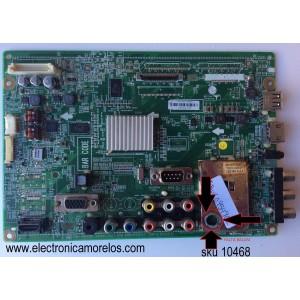 MAIN / LG EBU60954902 / EAX61352203 / FALTA TUNER EBL6072040 / MODELO 42LD450-UA.CUSDLH / PANEL T420HW06 V.0