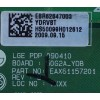 BUFFER YDRVBT / LG EBR62647003 / EAX61157201 / MODELO 50PQ20-UA.AUSRTHR / PANEL PDP50G20324 / PARTES SUSTITUTASEBR62647001 / EBR62647004
