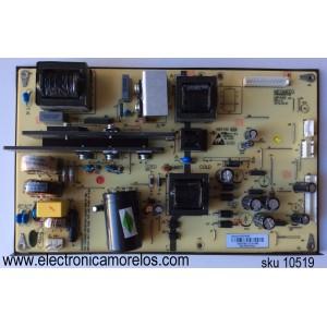FUENTE DE PODER / WESTINGHOUSE 890-PM0-4606 / MIP466 / MODELO CW46T6DW TM-69501-T046A / PANEL T460TI1-P0Q-C02(VER.A1)