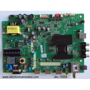 MAIN / FUENTE (COMBO) TCL V8-UX38001-LF1V025 / GTC000133A / 40-UX38M0-MAD2HG / MODELO 32S3750TLAA / PANEL LVW320CS0T E217