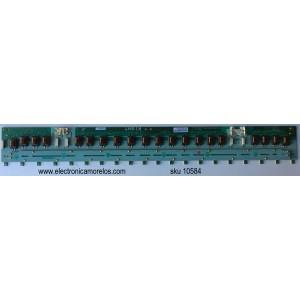 BACKLIGHT INVERSOR RIGHT / SONY LJ97-02040A / SSB520H20S01 / 2040A / MODELO KDL-52S5100 / PANEL LTY520HB11
