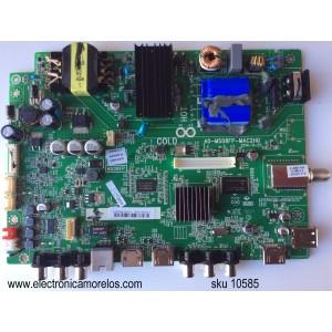 MAIN / FUENTE / (COMBO) / TCL GLE951994F / V8-OMS08FP-LF1V006 / 40-MS08FP-MAC2HG / V8-0MS08FP-LF1V006