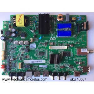 MAIN / FUENTE / (COMBO) / TCL GLE951994E / 40-MS08FP-MAC2HG / V8-0MS08FP-LF1V006 / V8-OMS08FP-LF1V006 / MODELO