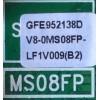 MAIN / FUENTE (COMBO) / TCL GFE952138D / V8-OMS08FP-LF1V009 / V8-0MS08FP-LF1V009 / 40-MS08FP-MAC2HG