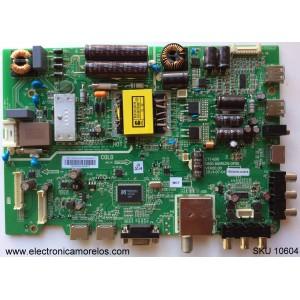 MAIN / FUENTE (COMBO) / LG 1503029M / 1503029LA0928 / 5800-A6M62N-0P00 / CTI-600 / MODELO 32LF500B-UA.CUSFLH / PANEL RDL320HY(BD0-604) REV.00