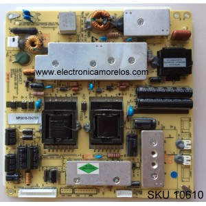 FUENTE DE PODER / VIOS MP3618-70V700 / AMP3618-39D-AK / MODELO V42UHD / PANEL CN42CD801