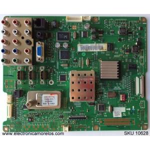 MAIN / SAMSUNG BN94-01666R / BN41-00972C / BN97-02961A / MODELO LN46A650A1FXZA / PANEL LTF460HC01-A01