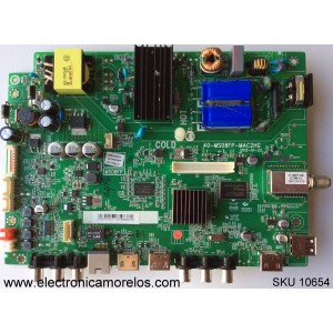 MAIN / FUENTE / (COMBO) / TCL GFE952281C / V8-OMS08FP-LF1V020 / V8-0MS08FP-LF1V020 / 40-MS08FP-MAC2HG / MODELO L32B2820A / PANEL CS0TST3151A05-8