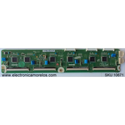 BUFFER / SAMSUNG LJ92-01876B / 876B / LJ41-10175A / LJ92-01876A / MODELO PN60E530A3FXZA TS02 / PANEL S60FH-YD05