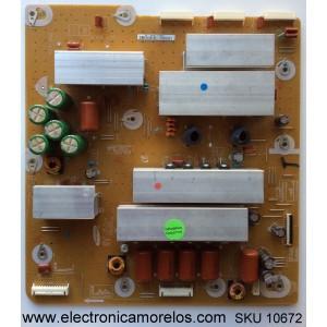 X-SUS / SAMSUNG LJ92-01858A / LJ41-10161A / BN96-22114A / 858A / MODELO PN60E530A3FXZA / PANEL S60FH-YD02 S60FH-YB02