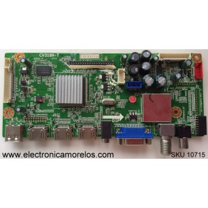 MAIN / ELEMENT 1203H0234A / CV318H-T / 890-M00-03N04 / MODELO ELEFT325 / PANEL T260B2-P03-C01