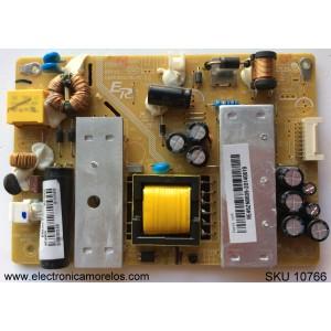 FUENTE DE PODER / RCA RE46ZN0609 / ER938S / KB-3151C / MODELO SLD32A30RQ / PANEL LSC320AN04-12V