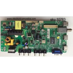 MAIN / FUENTE (COMBO) / SPECTRA L14080460 / GLE116149F / T8-32LATL-MA1 / 02-SHY39V-CHLA03 / V8-MS39PVL-LF1V021 / TP.MS3393T.PB710 / MS39PV / MODELO 32-HDSP / PANEL LVW320CSOT E180 V3