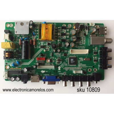 FUENTE / MAIN / (COMBO) / TCL MK-RE01-140923 / 24GE01M3393LNA21-B2 / LDD.M3393L.D