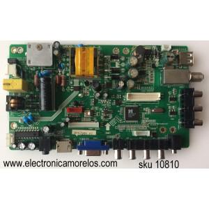 FUENTE / MAIN / (COMBO) / TCL 3393LD1435 / MK-RE01-140819 / 24GE01M3393LNA21-B2 / LDD.M3393L.D