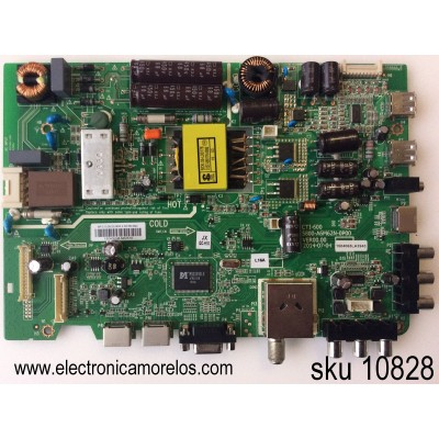 FUENTE / MAIN / (COMBO) / 1504065M / 5800-A6M62N-0P00 / CTI-600 / MP:3.10.05