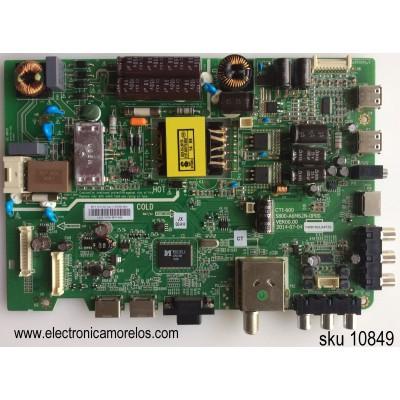 FUENTE / MAIN / (COMBO) / LG 1408192M / 5800-A6M62N-0P00 / CTI-600 / MODELO 32LB520B-UA.CUSFLH / PANEL RDL320HY (BD0-604)