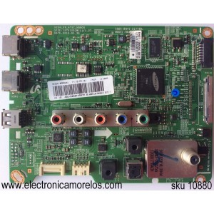MAIN / SAMSUNG BN94-05563U / BN97-06523C / BN41-01778B / MODELO UN40EH5050FXZA TS02 / PANEL LTJ400HM08-V