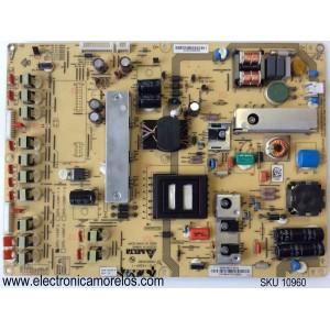 FUENTE DE PODER / VIZIO 0500-0607-0010 / DPS-143AP-1 / DPS-143AP A / 2950254505 / MODELO M370NV