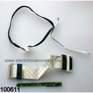 KIT DE CABLES PARA MONITOR / DELL E2311HF