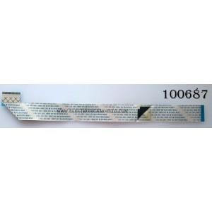 CABLE DE DATOS PARA TV / SAMSUNG BN96-12469G / MODELO PN50C450B1DXZA