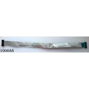 CABLE LVDS PARA TV / SAMSUNG BN96-22239Q / LTJ460HN05-V / MODELO UN46EH5300FXZA TH02
