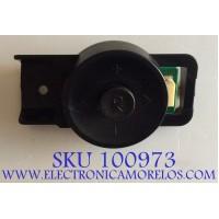 MODULO BOTON POWER ON TV HISENSE / 197447 / RSAG7.820.6186/ROH / 170612 / HW-4691 / MODELO 65H6D