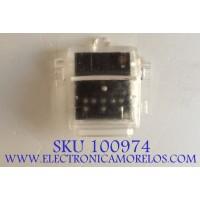 MODULO SENSOR IR HISENSE / 207632 / RSAG7.820.7409/ROH / 170606 / MODELO 65H6D