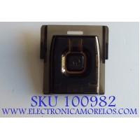 MODULO BOTON POWER ON TV LG / EBR83592301 / SRJ28E0000A / MODELO 49LV570H-UA