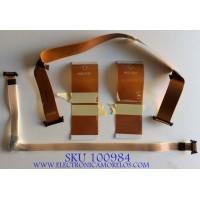 KIT DE CABLES PARA TV SHARP / M0575TP / YEZ080506FI / PMI010600 / MODELO LC-52D64U