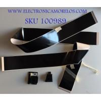 KIT DE CABLES  SAMSUNG / BN96-44226A  / BN96-39904A / MODELO UN58MU6070F