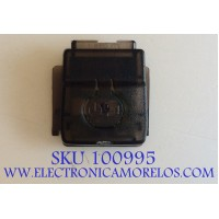 BOTON POWER ON TV SHARP / 180925 / RSAG7.820.7181/ROH / XD-102 / MODELO LC-58Q7370U