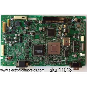 MAIN / FUJITSU M02AF04 V.2 / M02AF04 / 8113601039 / 004A / MODELO P50XCA11UH / PANEL MC127FS