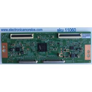 T-CON / RCA LJ94-34213B / 3421B / 14Y_RA_FF13MB4C2LV0.1 / MODELO LED55G55R120Q / PANEL LSC550HF03-12V