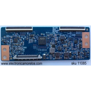 T-CON / HISENSE 55.50T15.C14 / 5550T15C14 / T420HVN06.3 CTRL BD / 42T34-C03 / PANEL´S HD500DF-B54(020)\T1\B1\S28\GM\ROH / HD500DF-B54(020)/B1/T1/S33/GM/ROH / MODELOS LC-50N4000U / 50H5C / 50H4D