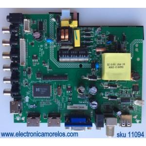 FUENTE / MAIN / (COMBO) PROSCAN 1600058 / 1600057 / 160005 / ZP.VST.3393.A / MODELO PLDED3996A-E / PANEL XYD390BA01 / LC390TA2A